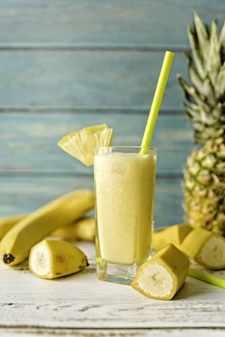 power pineapple smoothie
