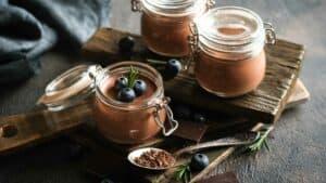 Chocolademousse met collageen