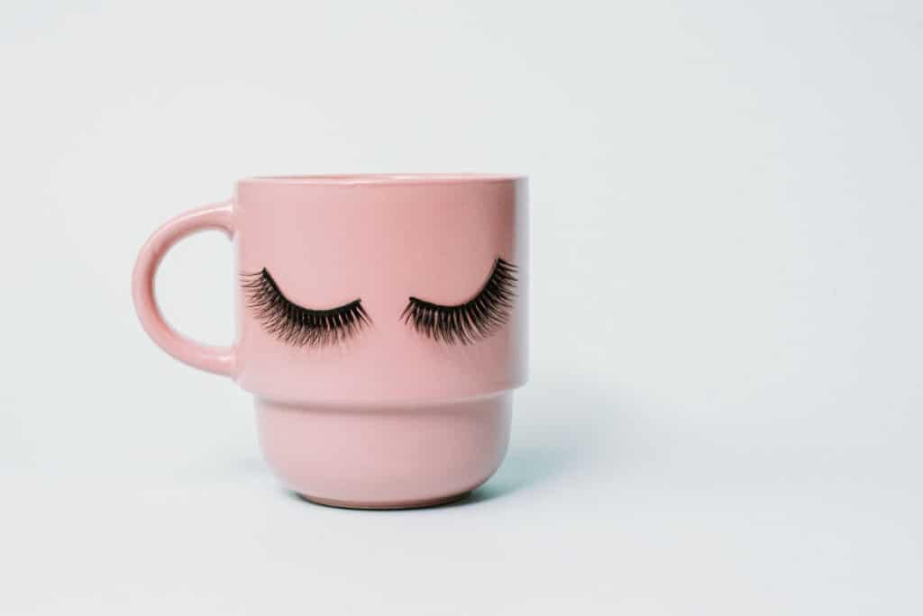 cafeïne oogserum