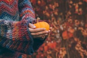 herfst gezondheid=krachtvoer voor vrouwen